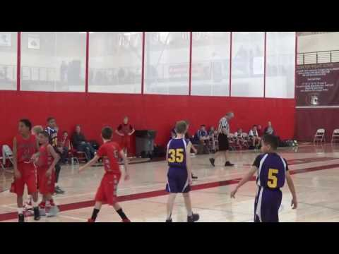 North vs MPLS Lakers Championship South Tourney 1st Half