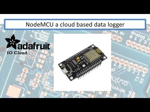 Project: Creating A NodeMCU Data-Logger Using The Cloud