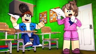 MAKING OUR TEACHER QUIT !? - ADOPT ME Daycare (Roblox Daycare)