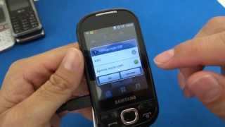 Solução para Desbloquear Samsung Galaxy 5 i5500 || Hard Reset, Formatar. G-Tech