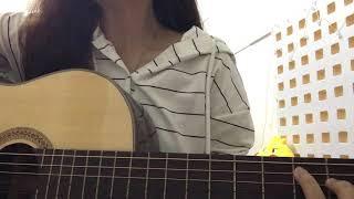 EM NHỚ ANH| MIU LÊ || Guitar Cover by Chu Duyên