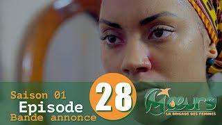 MOEURS, la Brigade des Femmes - saison 1 - épisode 28 : la bande annonce