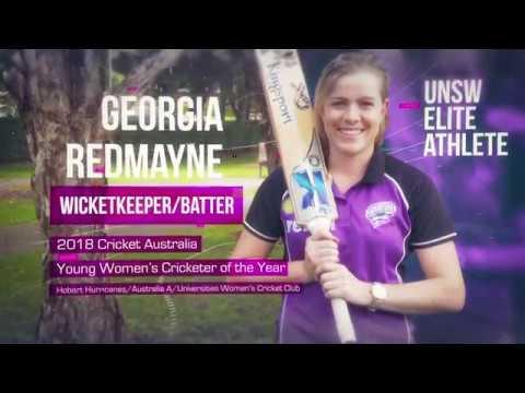 UNSW Elite Athlete Georgia Redmayne