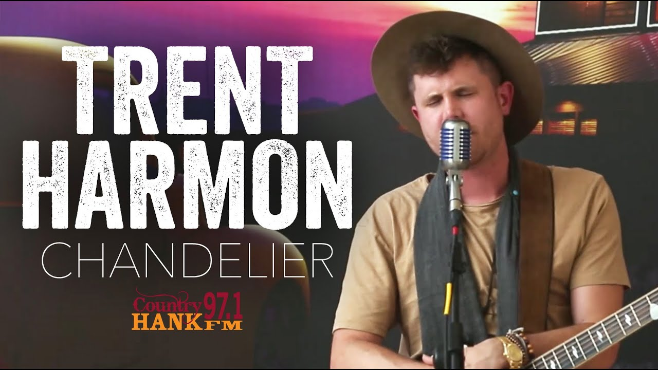 Trent Harmon - Chandelier - YouTube