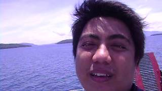 Departed from Calapan Port, in the Open Sea (Day 6, June 1st, 1230pm)