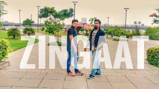 ZINGAAT | Dhadak | Dance Choreography | Sairat