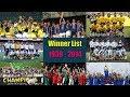 World Cup Winner List 1930 - 2014