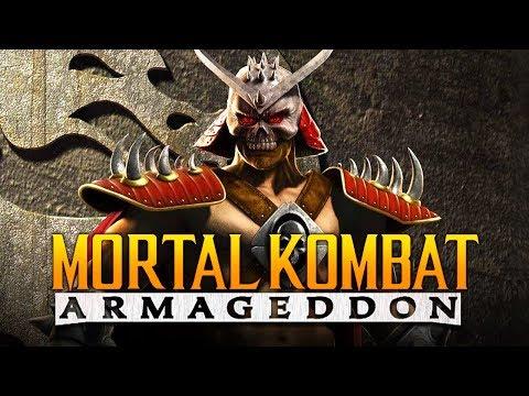 "KNEEL BEFORE SHAO KAHN! - Armageddon: ""Shao Kahn"" Arcade Ladder (Mortal Kombat 11 Kountdown) thumbnail"