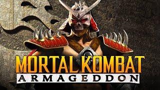 "KNEEL BEFORE SHAO KAHN! - Armageddon: ""Shao Kahn"" Arcade Ladder (Mortal Kombat 11 Kountdown)"