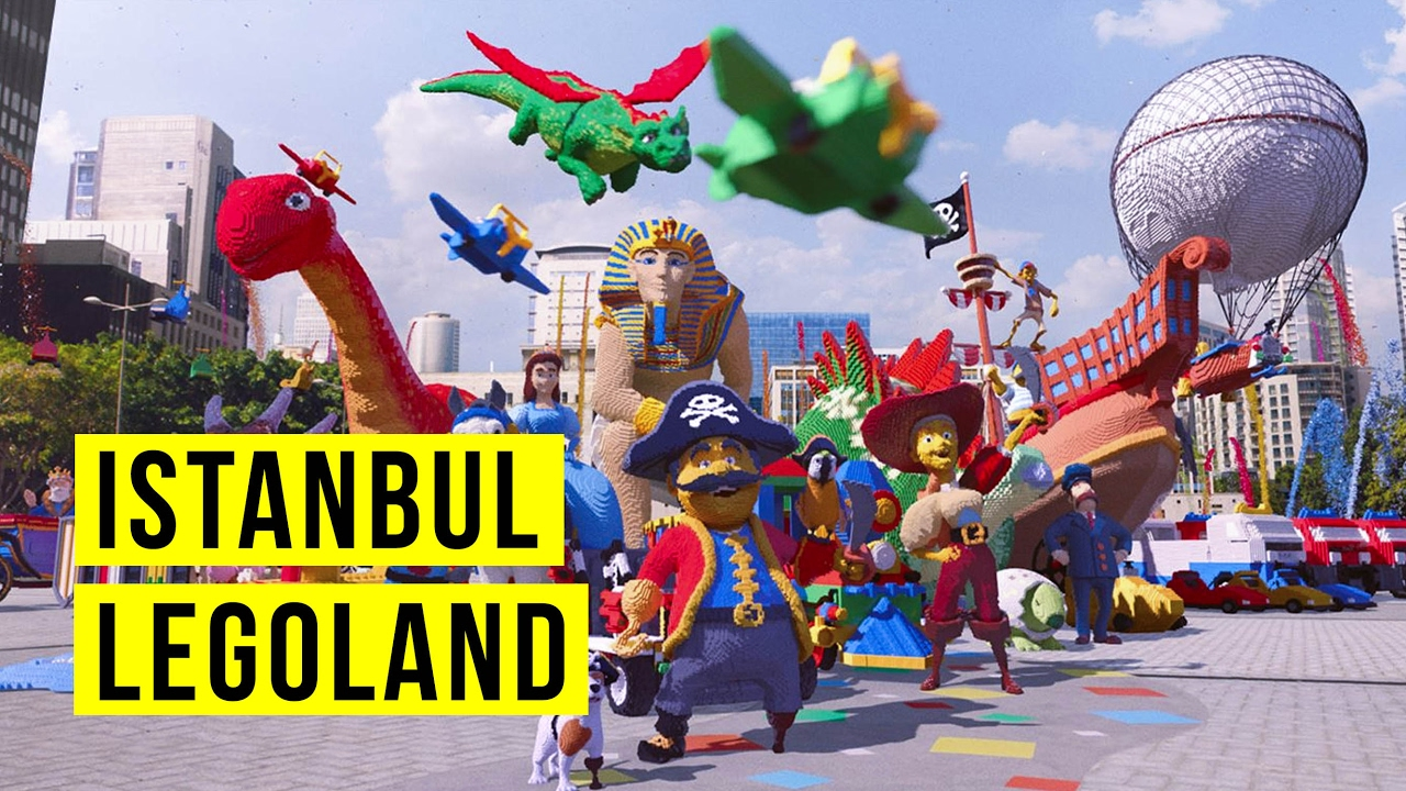 legoland discovery centre stanbul youtube. Black Bedroom Furniture Sets. Home Design Ideas