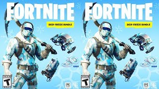 "How to Get NEW ""DEEP FREEZE BUNDLE"" in Fortnite!"