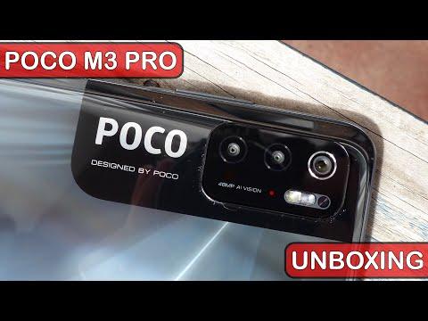 Poco M3 Pro Unboxing