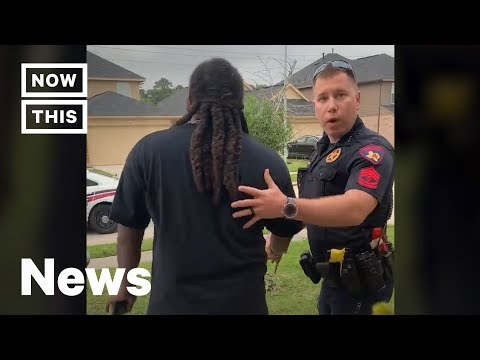Cop Caught Arresting the Wrong Man in  Racial Profiling Incident | NowThis