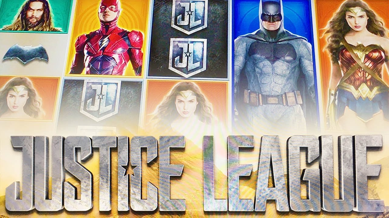 Justice League Slot