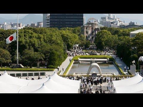 Japan marks 72nd anniversary of Hiroshima bombing