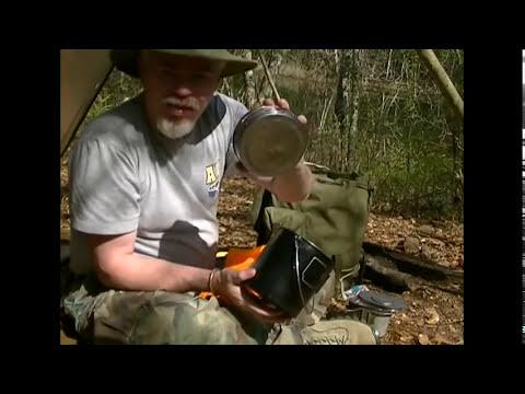pathfinder bushpot cooking