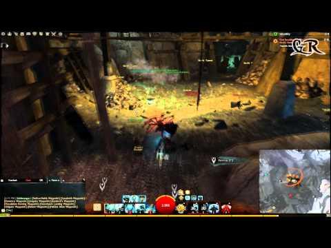 Guild Wars 2 Rich Iron Ore Vein Farm Locations