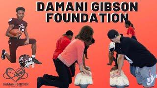 Damani Gibson Foundation