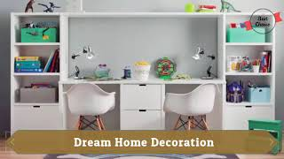 Home Decoration Styles for Modern Homes Kids Room Designs   A writing desk in the children