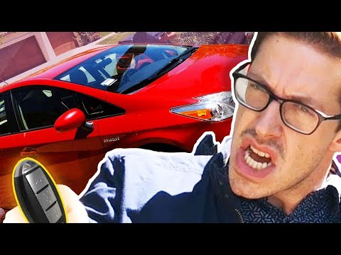 Locking My Car • A One Take Musical