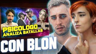 BLON ANALIZA EL PISPA AL EXPERTO Y HABLA DE SU BATALLA CON BTA Y DTOKE