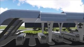 DAR5 PROYECTO TERMINAL DE AUTOBUSES INTERNACIONAL SAN SALVADOR