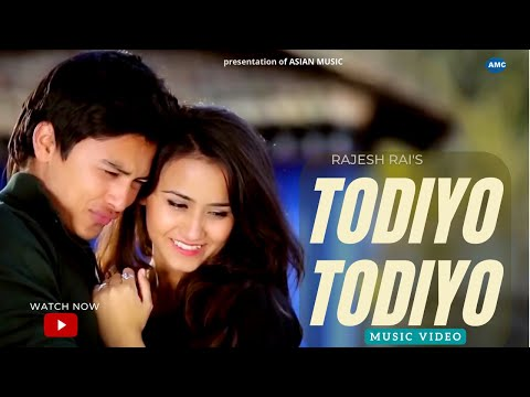 Todiyo Todiyo by Rajesh Rai ||  Paul Shah/Swastima  || new nepali pop song 2015 || official video HD