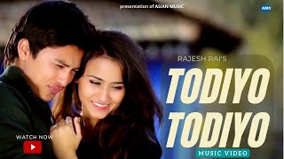 Todiyo Todiyo by Rajesh Rai Ft. Paul Shah & Swastima Khadka | New Nepali Love Song | Official Video
