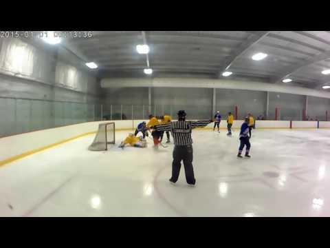 Moose vs. Peter North Stars - 10/13/16