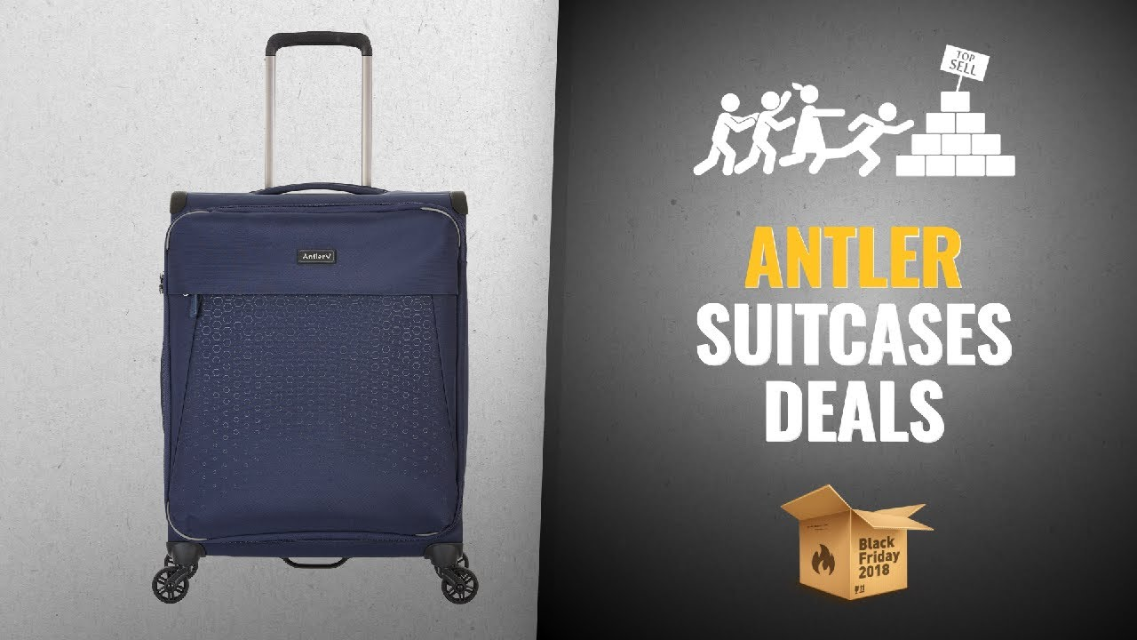 1f217df68 Save Big On Antler Suitcases Black Friday / Cyber Monday 2018 | UK ...