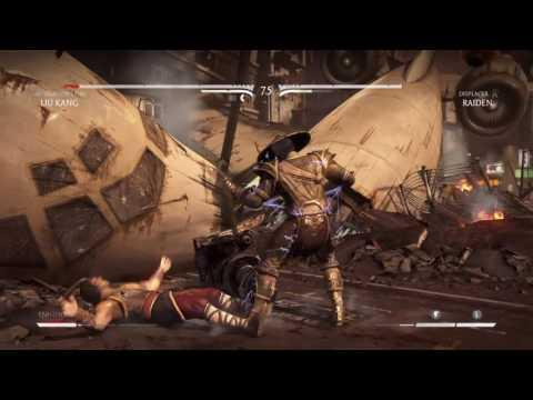 """Mortal Kombat X ,,Otkljucao sam Turnament Liu Kanga i Dark Raidana."""""""