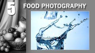 5. Food Photo Фуд  Тема: Splash (Брызги)