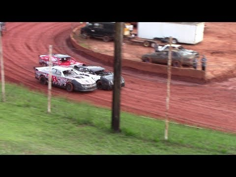 Winder Barrow Speedway Modified Street Feature Race 5/26/18