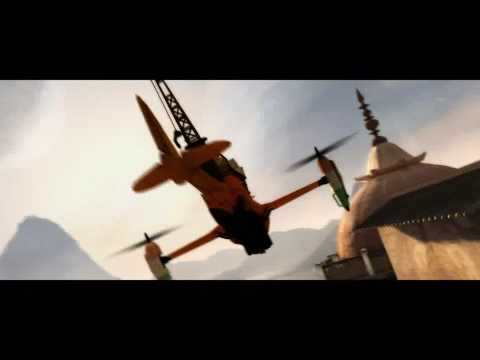 Beyond Good and Evil 2 Footage