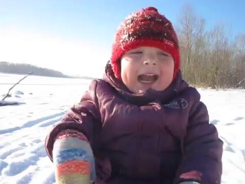 Зима на реке Бия   г.Бийск