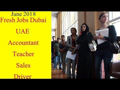 Fresh jobs in Dubai UAE - All Jobs in Dubai for June 2018