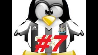 FIFA 15 Карьера за Ньюкасл #7 (7-й тур Суонси, 8-й тур Лестер)