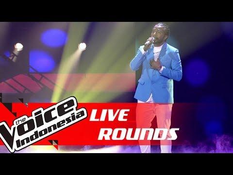 Philip - Januari (Glenn Fredly) | Live Rounds | The Voice Indonesia GTV 2019