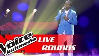 Philip - Januari (Glenn Fredly) | Live Rounds | The Voice Indonesia GTV 2018