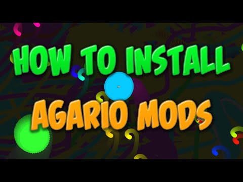 how to install agario