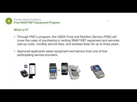 Success with SNAP  Equipment and Outreach Essentials for SNAP Programs