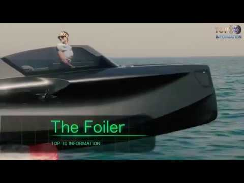 7 Amazing Hi Tech Future Boats And Ships- You Don't Know That Actually Exist
