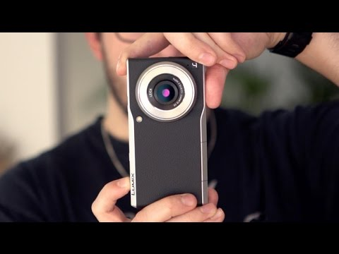 Panasonic Lumix CM1: Close up with the ultimate photo phone