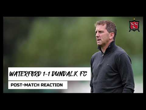 Vinny Perth Reaction | Waterford 1-1 Dundalk FC