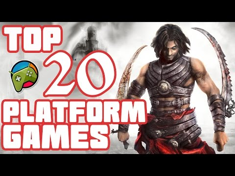 Top 20 Best Android Platform Games 2015 HD