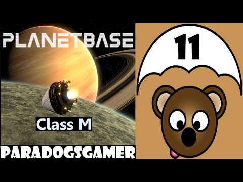 Planetbase - Class M planet - Episode 11