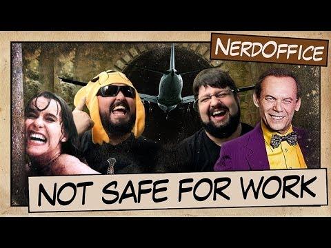 NOT SAFE FOR WORK | NerdOffice S05E12