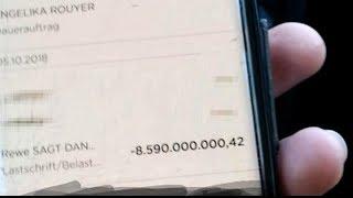 """""""Rewe sagt Danke"""" und """"bucht"""" 8,5 Milliarden Euro ab"""