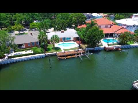 Best Waterfront Home on Davis Islands Tampa, FL  106 Adalia Ave   Cristan Fadal South Tampa