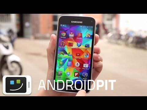 Galaxy S5 Mini | Review y Hands-On en español